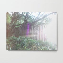 Chapel of light Metal Print