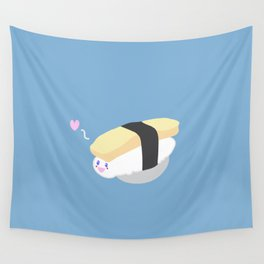 tamago 卵焼き Wall Tapestry