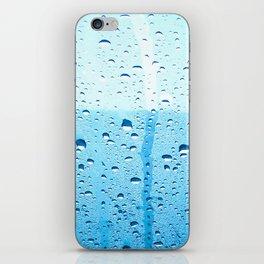 Wet Morning iPhone Skin