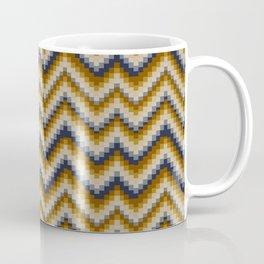 Patchwork Colours - sand Coffee Mug