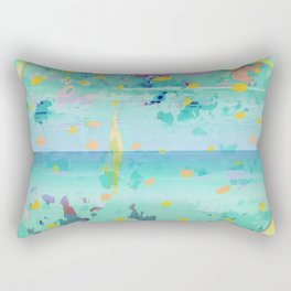 Alissia World B Rectangular Pillow