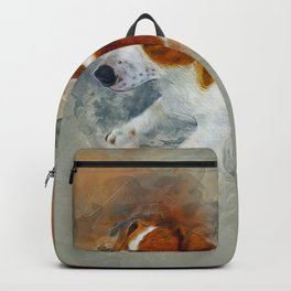 Jack Russell Backpack