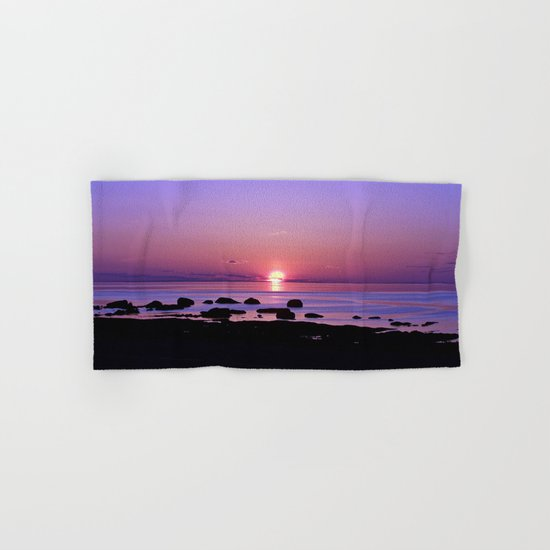 Beauty on the Saint-Lawrence Hand & Bath Towel