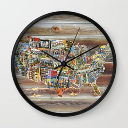 Greetings From Wall Clock