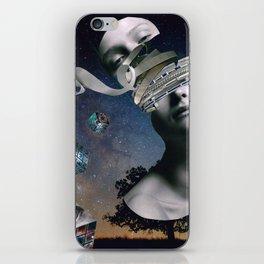 Mystique iPhone Skin