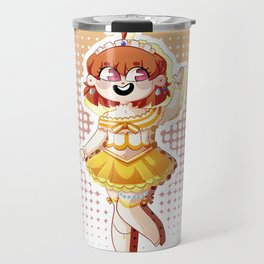 Chika Takami || Aquarium Travel Mug
