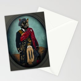 Boris the Bruce, Mouser-in-Chief Stationery Cards