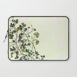 This is how a garden grows Laptop Sleeve