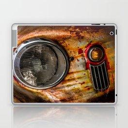 Rusty old Porsche Laptop & iPad Skin