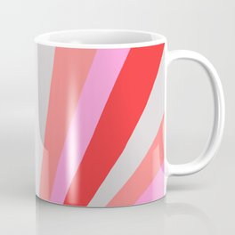 sunshine state, coral Coffee Mug