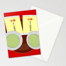 Tea Ceremony in Koyasan, Japan Stationery Cards