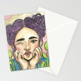 Girls Are From Venus Stationery Cards