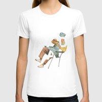 dad T-shirts featuring Rad Dad by Heather Landis