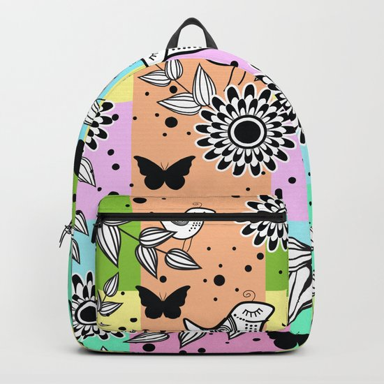Pattern S Backpack