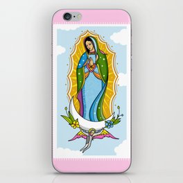 Virgen de Guadalupe iPhone Skin