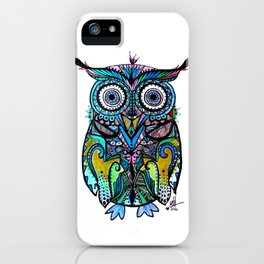 A Hoot That Ms. Mel iPhone Case