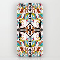 shell iPhone & iPod Skins featuring Shell by András Récze