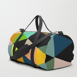 Abstract #821 Duffle Bag