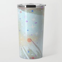 Everyone sounded the same when they died. Travel Mug