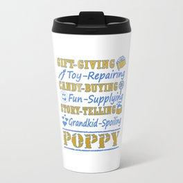 I'M A PROUD POPPY Travel Mug