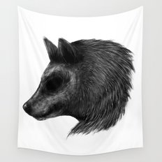 Totem of Loyalty Wall Tapestry