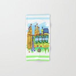 Barcelona Hand & Bath Towel
