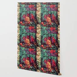 Indian Summer Colors Blanket Wallpaper