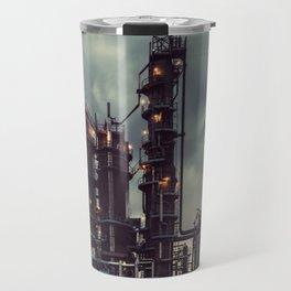 Ominous Refinery Travel Mug