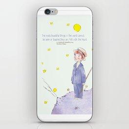 Little Prince Jinki iPhone Skin
