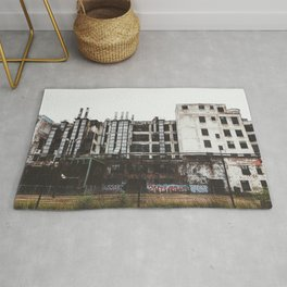 Factory Town Rug
