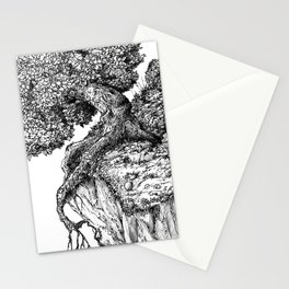 Ancient Tree III Stationery Cards