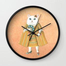 Mademoiselle Wall Clock