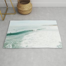 California Surf Rug