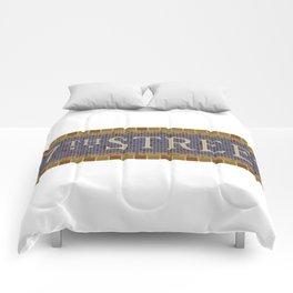77 Street Comforters