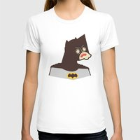 bat man T-shirts featuring Bat Man by Ryder Doty