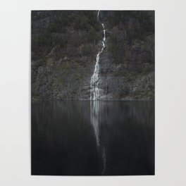 Waterfall (The Unknown) Poster