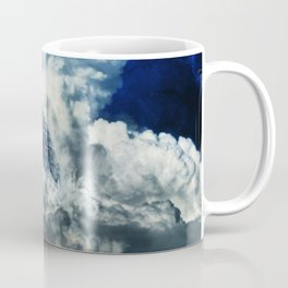 Whale in the Clouds by GEn Z Coffee Mug
