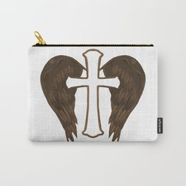 Angels Watching over us Carry-All Pouch