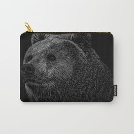 Bear Grizzly Carry-All Pouch