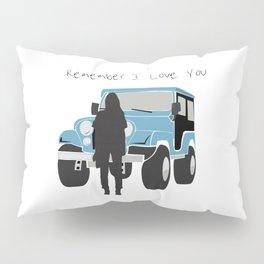 Remember I Love You Pillow Sham