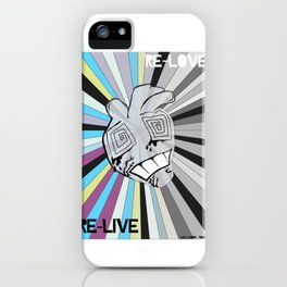 re-love iPhone Case