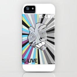 re-love iPhone Case