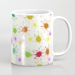 Bright Splat Coffee Mug