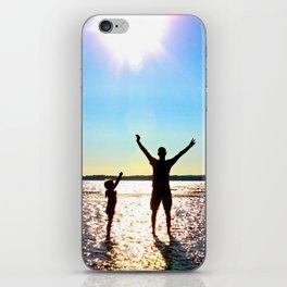 Treasure! iPhone Skin