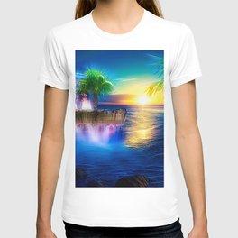 Dreamland-big T-shirt