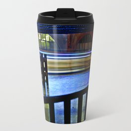 Nocturnal Floating Lights Travel Mug