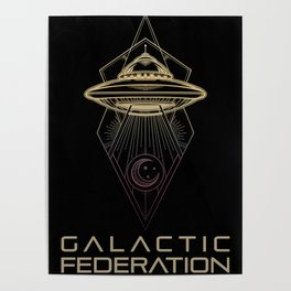 Galactic Federation of Light Poster