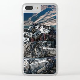 Breakage Clear iPhone Case