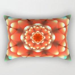 Anenome Mandala Rectangular Pillow