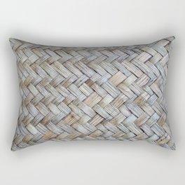 Natural Blended Sea Grass Rectangular Pillow